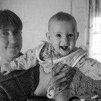 Бабушка и внучка :: Светлана Рябова-Шатунова