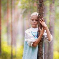 Истории из детства. В лесу :: Екатерина Постонен