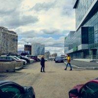 ритм города :: Dmitry i Mary S