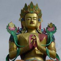 Будда Майтрейя :: Evgeni Pa