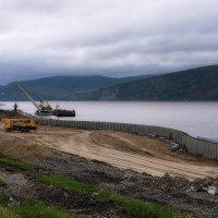 Реконструкция набережной продолжается. :: Виктор Иванович