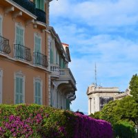 Живописный Монако :: Татьяна Ларионова