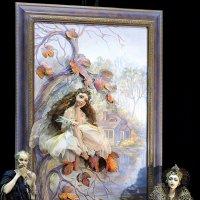 авторская работа- кукольный мир :: Олег Лукьянов