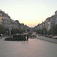 Вечерняя Прага. :: Владимир Драгунский