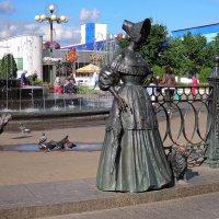 Дама с собачкой :: Александр Сапунов