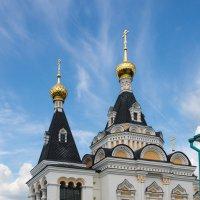Екатерининская церковь, Дмитровский кремль :: Владимир Брагилевский