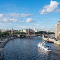 Столица ЧМ-2018 за неделю до старта :: Олег Пученков