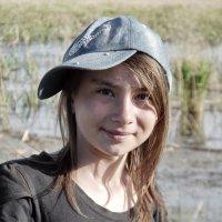 Деревенская девочка Юля :: Светлана Рябова-Шатунова