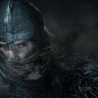 Волки уходят в небеса... :: Мария Сендерова