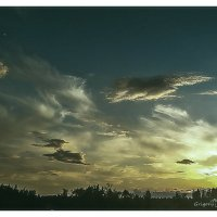 Небесный хаос :: Григорий Кучушев