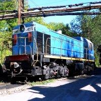 ТГМ4 - 0375 :: Сергей Уткин