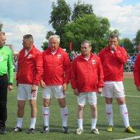 Олимпийская сборная России по футболу. 1988. :: ИРЭН@ .