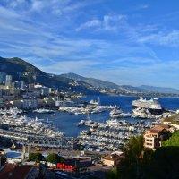 Монако. Порт Бэй д'Эркюль :: Татьяна Ларионова