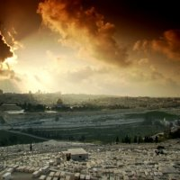 Заход в Иерусалиме :: Аркадий Басович
