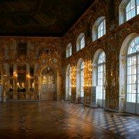 Большой зал Екатерининского дворца :: san05 -  Александр Савицкий