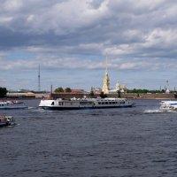 ..и какого ж цвета СТОП кран на корабле..??)) :: tipchik