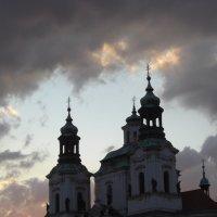 Гроза над городом! :: ирина