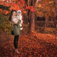 Осенью в парке :: Артём Удодов