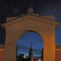 Ночь в Коломне :: ИРЭН@ Комарова
