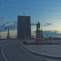 Когда разводят мосты... :: Senior Веселков Петр