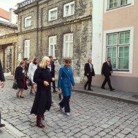 Прогулки по старому Таллину :: veera (veerra)