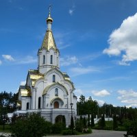 Храмы Смоленщины :: Милешкин Владимир Алексеевич