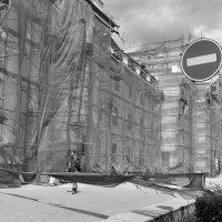 Реконструкция фасада :: Валерий Михмель