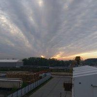 Утро :: Евгений Верзилин