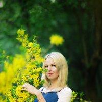 Яркий май :: Ира Никина