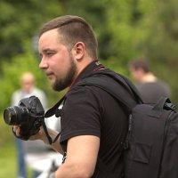 Человек с фотоаппаратом :: Фиклеев Александр