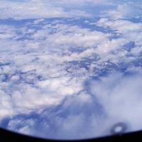Полет на Кипр :: Катерина (Psicho) Кислицына