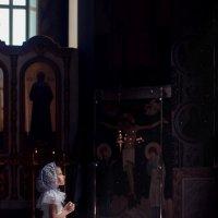 рядом с Богом... :: Людмила Лосева