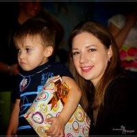 Илюшка... улыбнись... дед снимает... :: Anatol Livtsov
