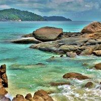 Андаманское море. :: Евгений Яхим