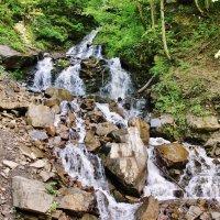 Водопад Труфанец :: Андрей K.