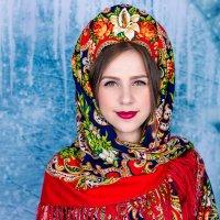 Русская красавица :: Юлия Галкина