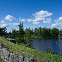 Крепость Карелы :: Валентина Папилова