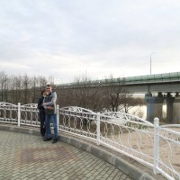 Вид на мост :: Николай Холопов
