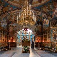 Церковь Иконы Божией Матери :: Андрей Бондаренко
