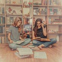 Однажды ты станешь таким взрослым, что снова начнешь читать сказки. :: Viktoria Lashuk