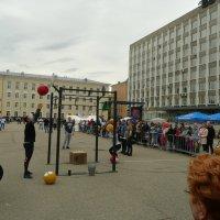 День России, День города :: Виктор