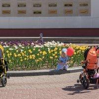 Город Гомель 9 мая :: Игорь Сикорский