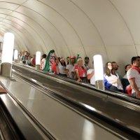Такого в нашем метро ещё небыло.) :: tipchik