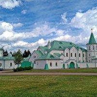 Ратная палата :: Олег Попков