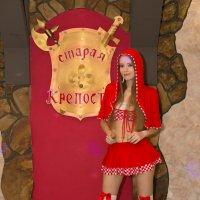 Красная шапочка :: Роман Мишур
