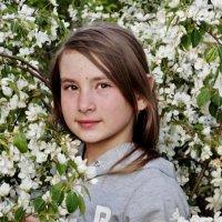 Девочка Юля, похожая на Эльфа :: Светлана Рябова-Шатунова