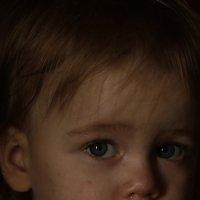 Портрет девочки полутора лет, 12.03.16 :: Andrey Photorover