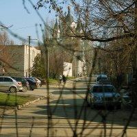 Вид на храм. :: barsuk lesnoi