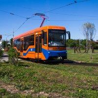 Коломенский трамвай :: Александра