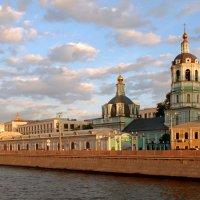 Храм святителя Николая (Спаса Преображения) в Заяицком :: ТаБу